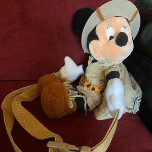 Cute Mickey Plush Pack